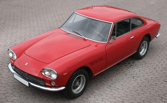 206: 1965 Ferrari 330 GT 2+2