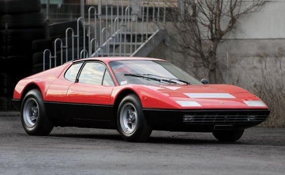 207: 1974 Ferrari 365 GT 4 BB