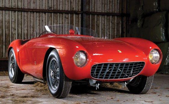 210: 1954 Ferrari 500 Mondial