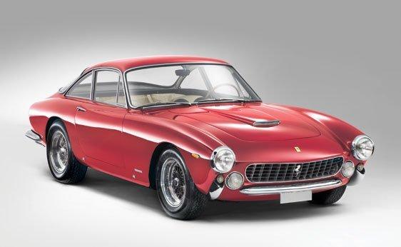 212: 1963 Ferrari 250 GT Berlinetta Lusso