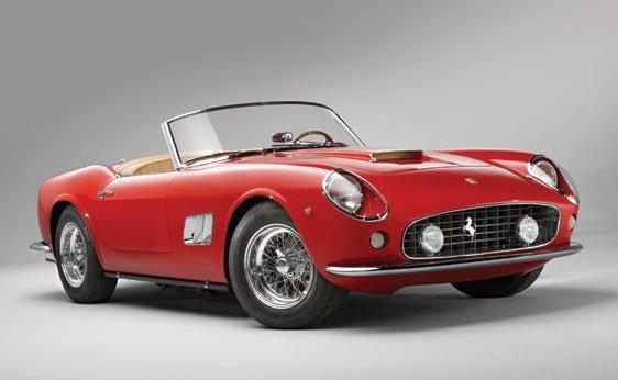 213: 1962 Ferrari 250 GT California (SWB)