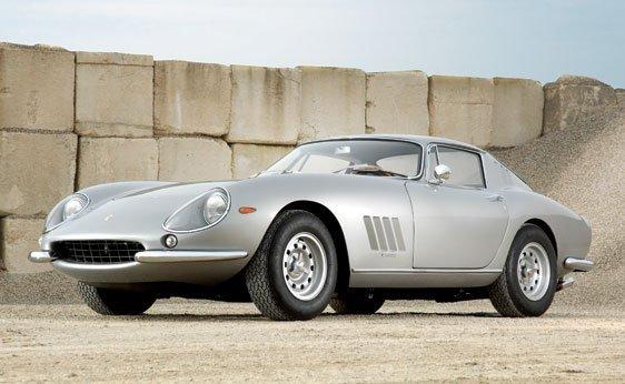 218: 1966 Ferrari 275 GTB/6C