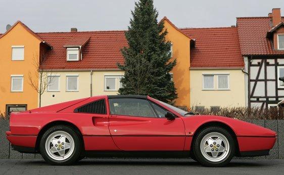 219: 1989 Ferrari 328 GTS