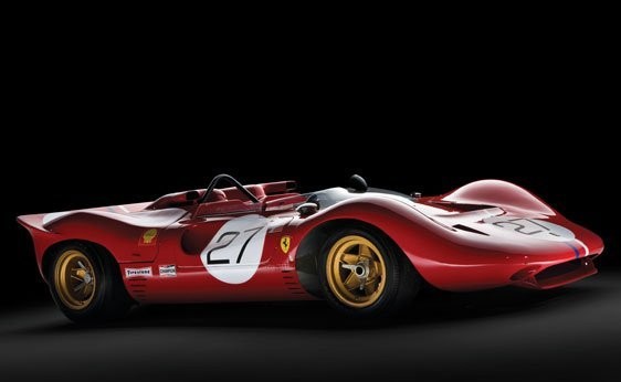 220: 1967 Ferrari 330 P4