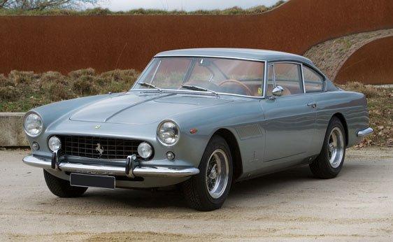 222: 1961 Ferrari 250 GTE 2+2 Coupe