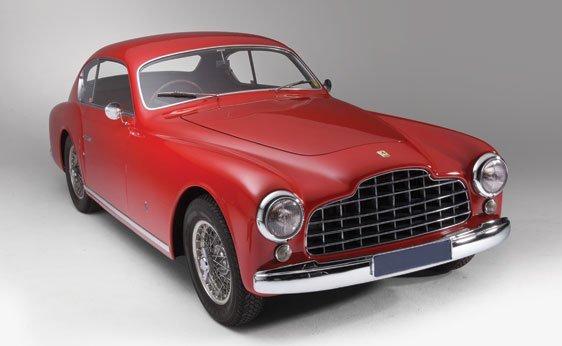 224: 1950 Ferrari 195 Inter Coupe Ghia