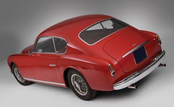 224: 1950 Ferrari 195 Inter Coupe Ghia - 2