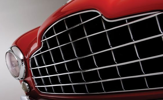 224: 1950 Ferrari 195 Inter Coupe Ghia - 7