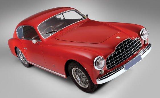 224: 1950 Ferrari 195 Inter Coupe Ghia - 8