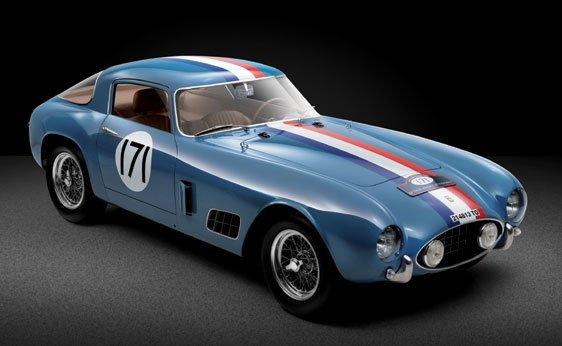 232: 1956 Ferrari 250 GT Berlinetta (Tour de France)
