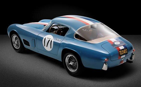 232: 1956 Ferrari 250 GT Berlinetta (Tour de France) - 2