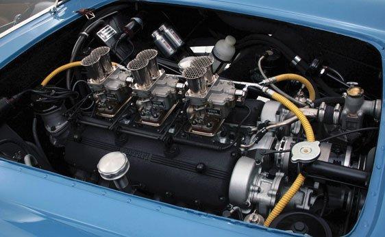 232: 1956 Ferrari 250 GT Berlinetta (Tour de France) - 3