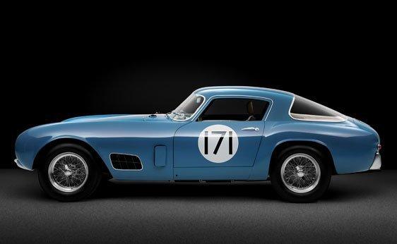 232: 1956 Ferrari 250 GT Berlinetta (Tour de France) - 6