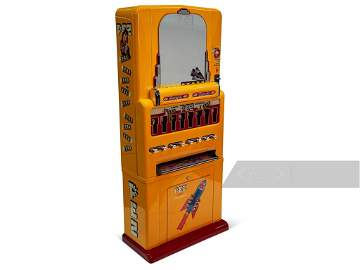 Pez-Themed Stoner Eight-Pull Vending Machine