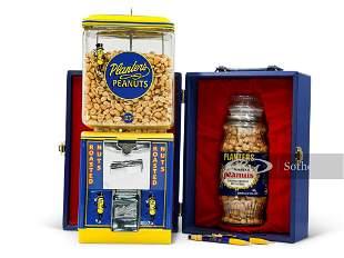 Planters Peanuts-Themed Northwestern Machine and