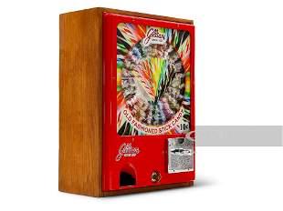 Gillian Stick Candy-Themed Candy Dispenser