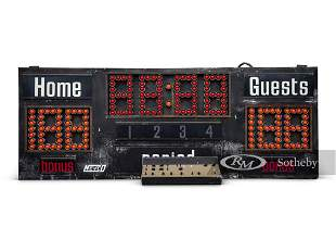 Nevco Basketball Scoreboard