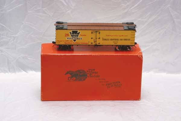 0006: Precision Scale Co Freight Car-brass 16001-13