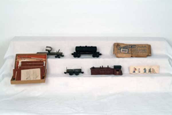 0014: Other Locomotive/Freight Cars/Accessories Jew