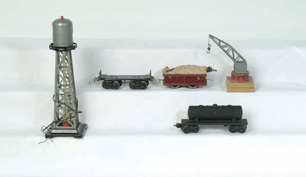 0018: Miscellaneous Freight Cars/Accessories Custom