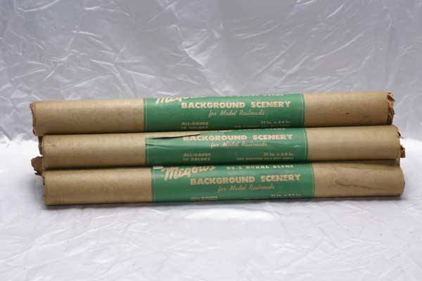 0019: Megow's Accessory (5) BS-2 roll of background