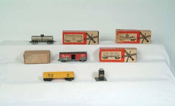 0022: Marx Freight Cars/Accessory 256 Niacet Chemic
