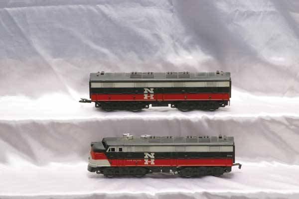 0023: Marx Locomotives 2002 NH F-7 A-Unit diesel, 2