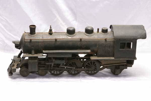 0134: Buddy L Locomotive-Outdoor RR 1000 4-6-2 stea
