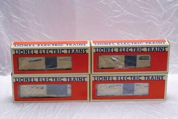 0211: Lionel Freight Cars 19220 Lionel 1926-1934 boxcar
