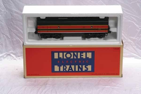 0213: Lionel Locomotive 18108 GN F-3 B-Unit dummy diese