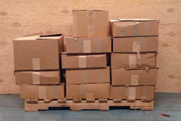 0623: Lionel Parts Pallet of 13 boxes of small repair p
