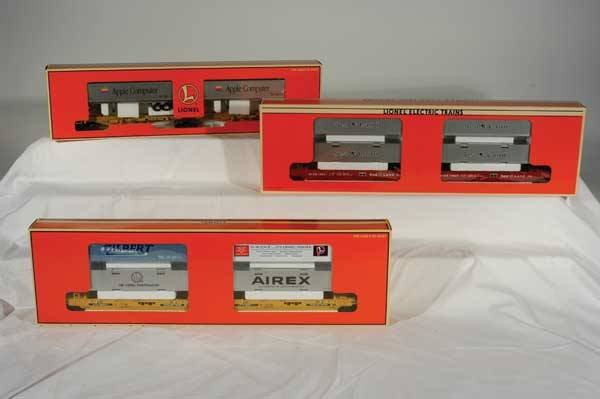 0806: Lionel Freight Cars 16936 Susquehanna Maxi-Stack,