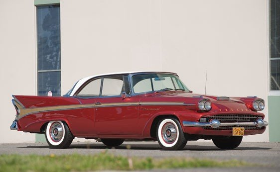 209: 1958 Packard Hardtop Coupe