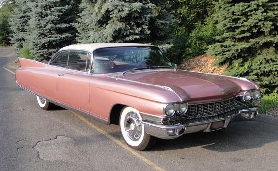 211: 1960 Cadillac Eldorado Seville Coupe