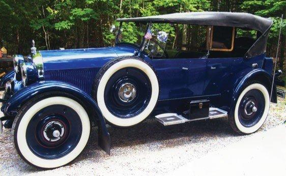 213: 1923 Chandler Royal Dispatch Sport Touring