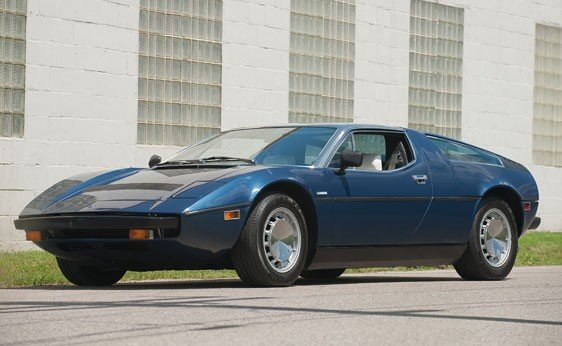 214: 1975 Maserati Bora