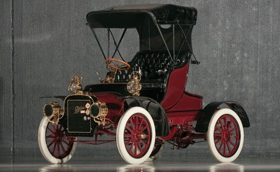 221: 1906 Cadillac Model K Light Runabout
