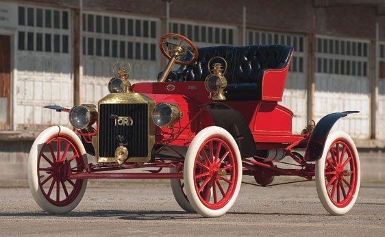 105: 1906 Ford Model N Runabout