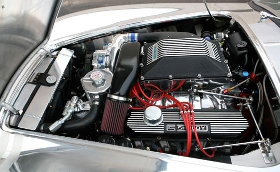 109: 2004 Kirkham Motorsports Shelby Cobra 427 S/C Repl - 3