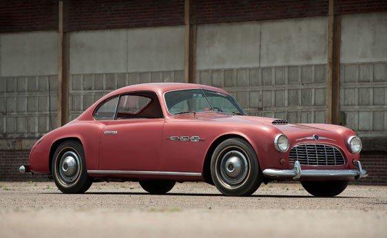 111: 1950 Ford Italmeccanica IT160 Coupe