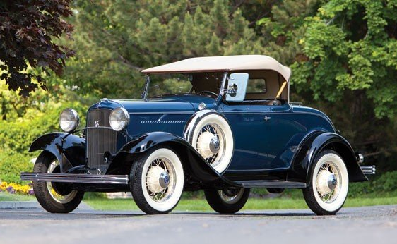 114: 1932 Ford Model 18 Deluxe Roadster
