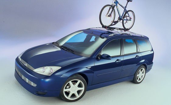 117: 2000 Ford Focus Kona Edition Concept