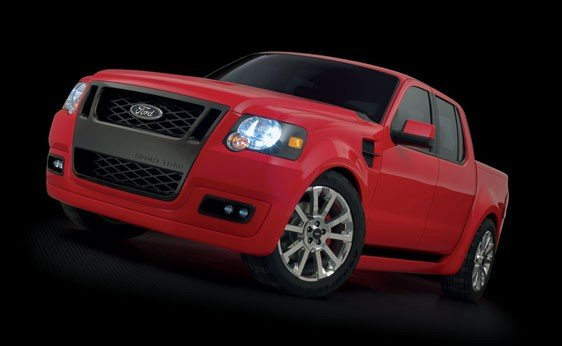 120: 2005 Ford Sport Trac Adrenalin Concept