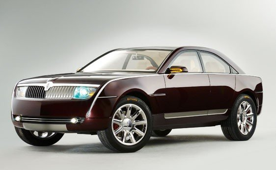 121: 2003 Lincoln Navicross Concept