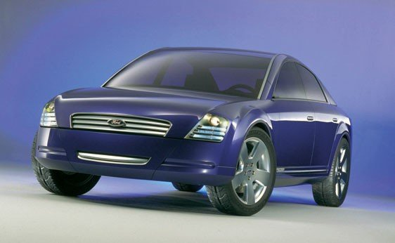 123: 2000 Ford Prodigy Concept