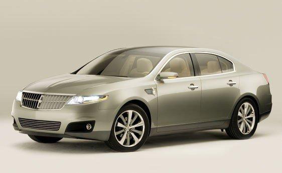 124: 2005 Lincoln MKS Concept