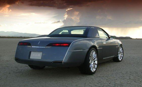 133: 2004 Lincoln Mark X Concept - 8