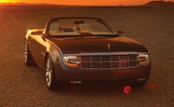 133: 2004 Lincoln Mark X Concept