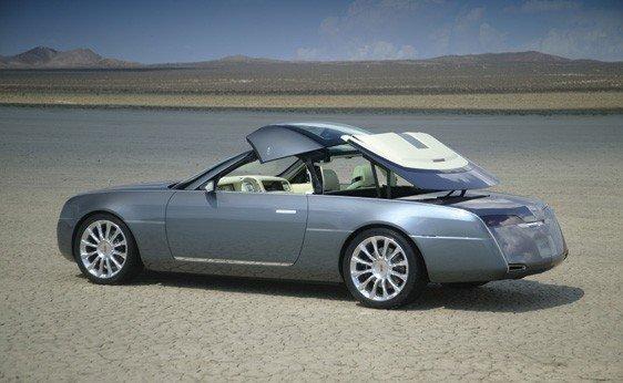 133: 2004 Lincoln Mark X Concept - 2