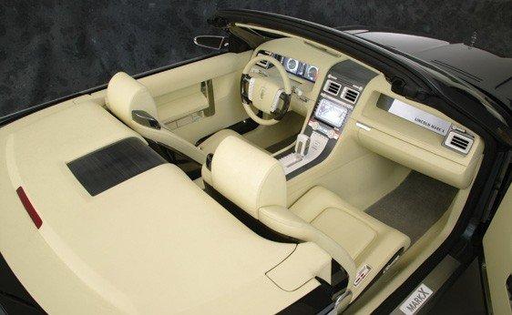 133: 2004 Lincoln Mark X Concept - 3